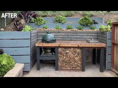 10 Big Green Egg Outdoor Kitchen Ideas 2020 All In One