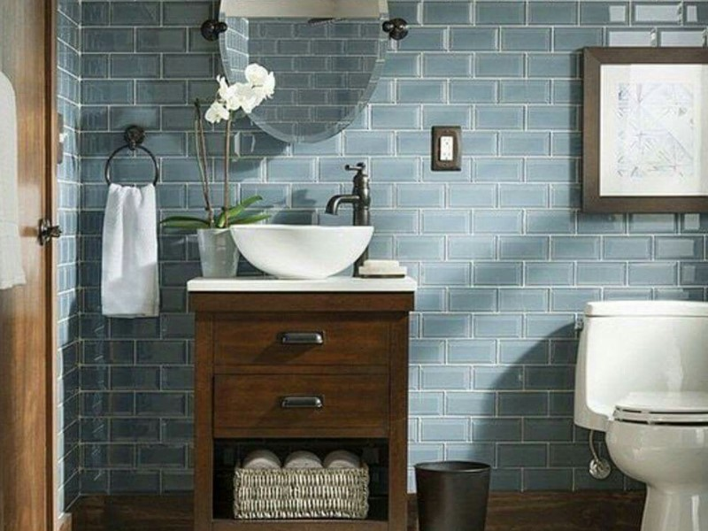 Grey Bathroom Ideas with Sophisticated Designs 13