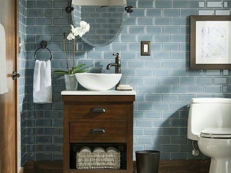 Grey Bathroom Ideas with Sophisticated Designs 14