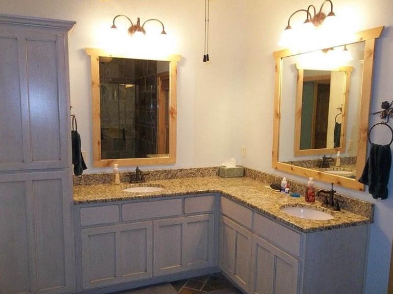 15 Bathroom Vanity Ideas 2019 (You Should Never Miss) 14