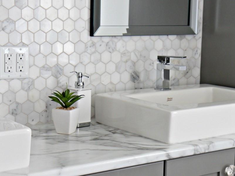 Grey Bathroom Ideas with Sophisticated Designs 16