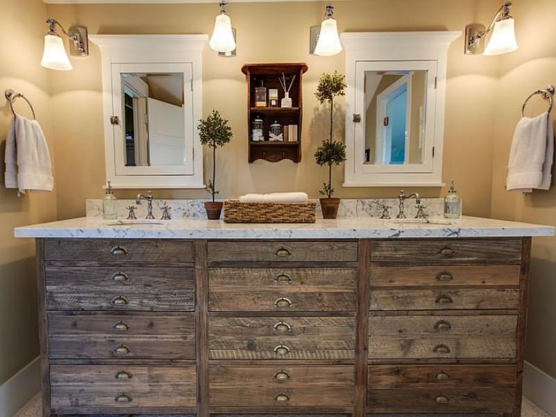15 Bathroom Vanity Ideas 2019 (You Should Never Miss) 2