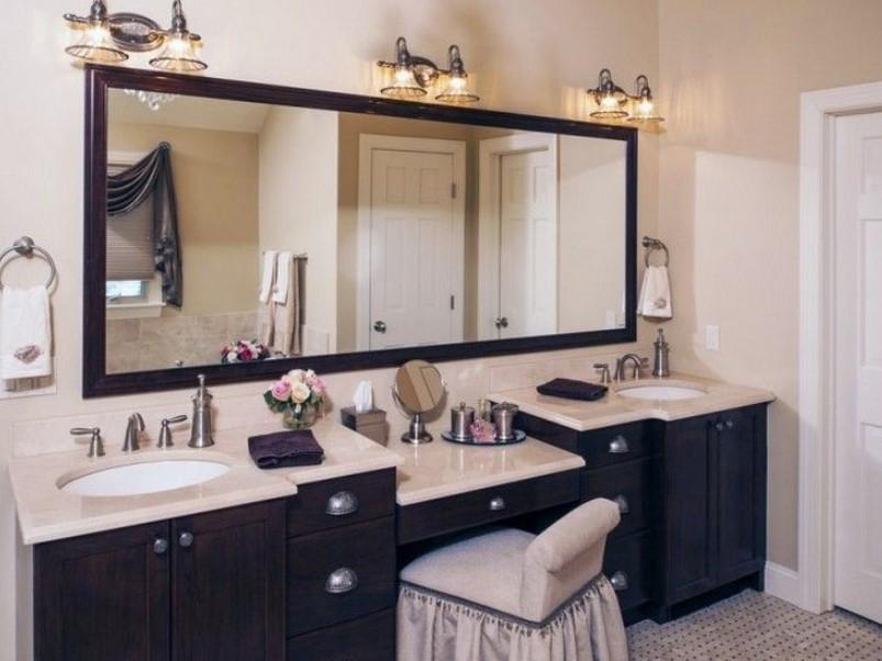 15 Bathroom Vanity Ideas 2019 (You Should Never Miss) 3