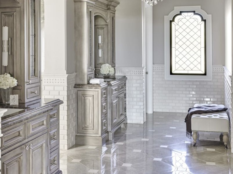 Grey Bathroom Ideas with Sophisticated Designs 3