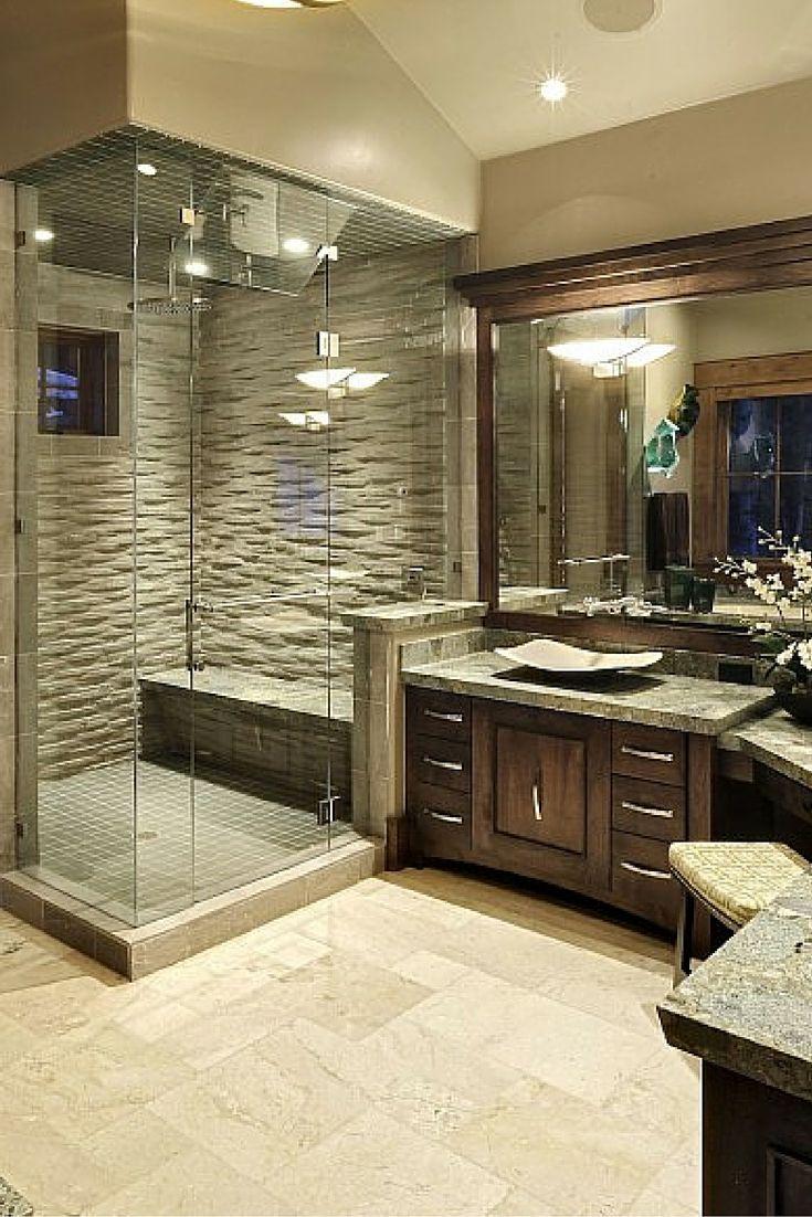 45 Master Bathroom Ideas 2019 (That Will Awe You) 42