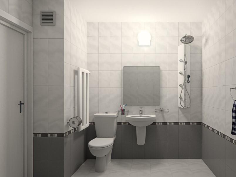 Grey Bathroom Ideas with Sophisticated Designs 5