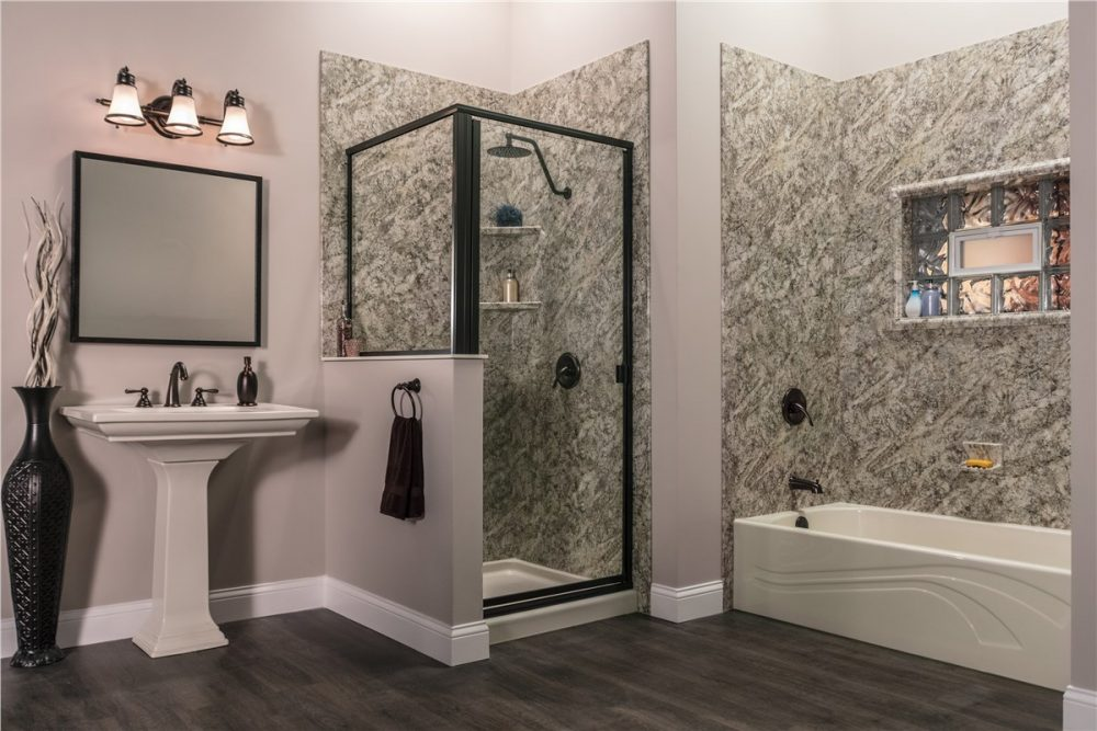 45 Master Bathroom Ideas 2019 (That Will Awe You) 19
