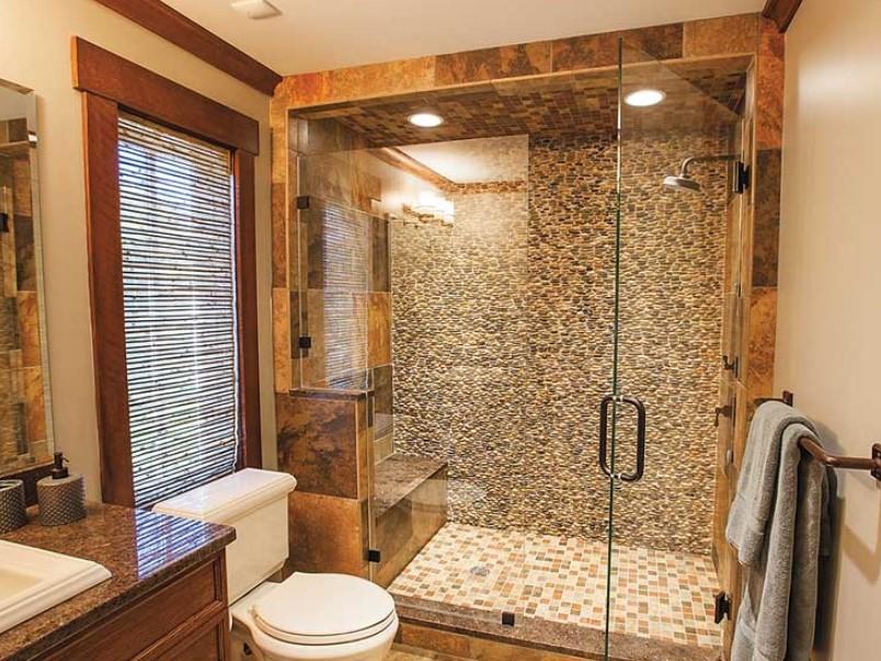 15 Bathroom Shower Ideas 2020 (Jaw Dropping Inspiration) 14