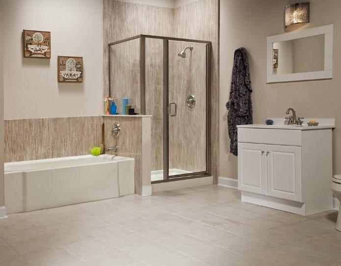 15 Bathroom Shower Ideas 2020 (Jaw Dropping Inspiration) 7