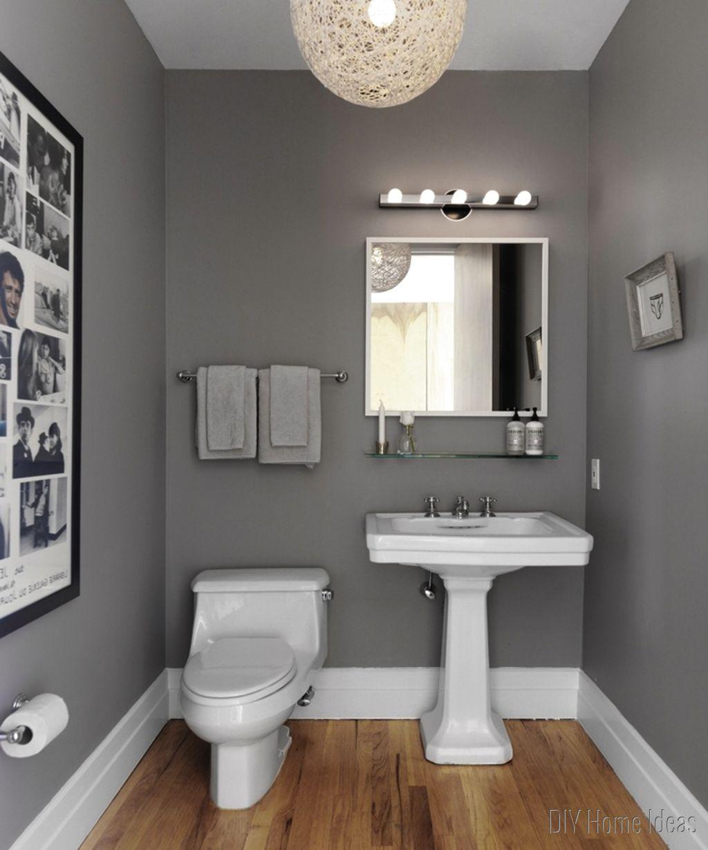 Gray Bathroom Ideas