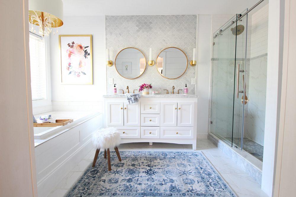45 Master Bathroom Ideas 2019 (That Will Awe You) 41