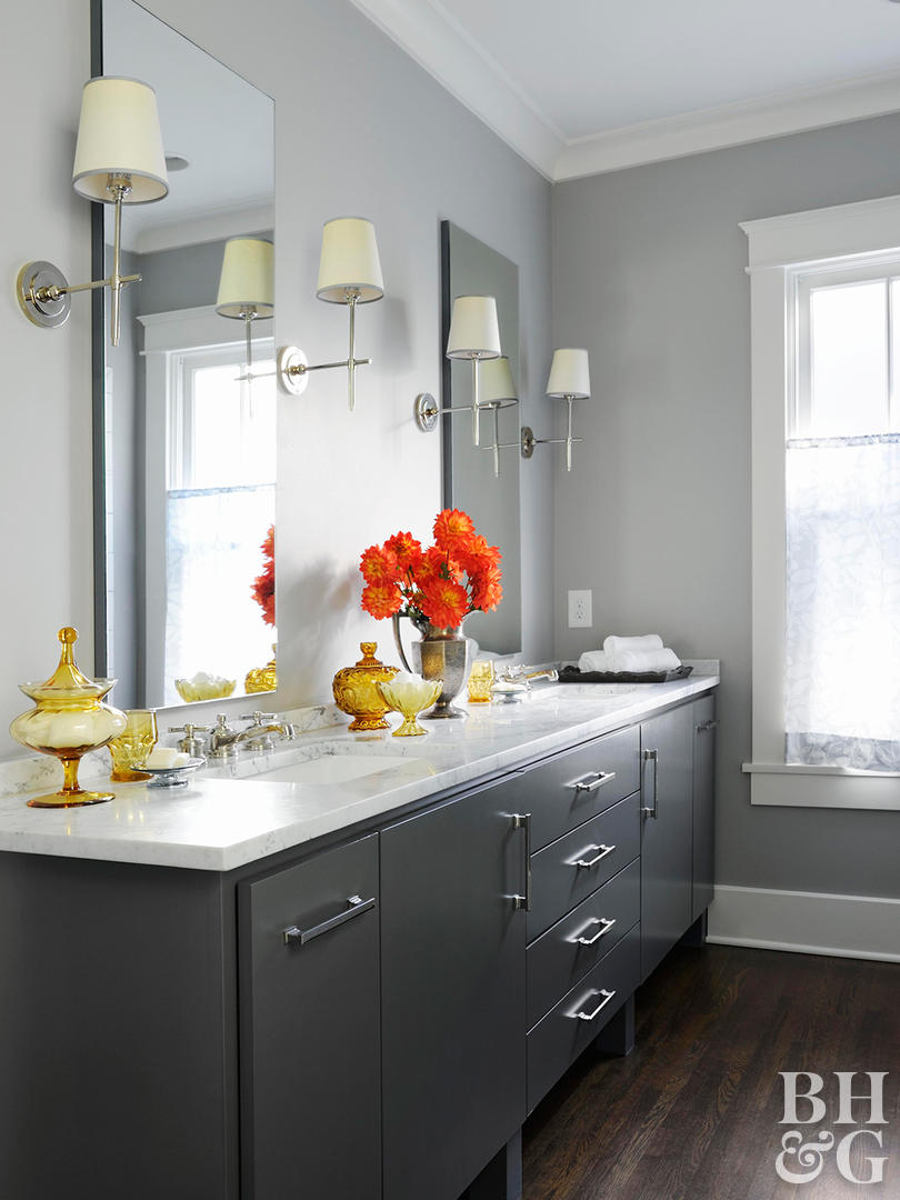 45 Grey Bathroom Ideas 2020 With Sophisticated Designs