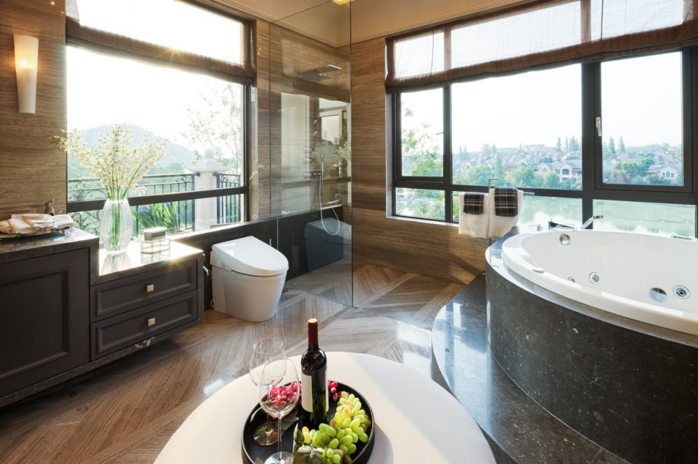 45 Master Bathroom Ideas 2019 (That Will Awe You) 28