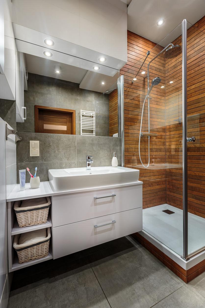 awesome master bathroom ideas | 45 Master Bathroom Ideas 2019 (That Will Awe You) - Home ...