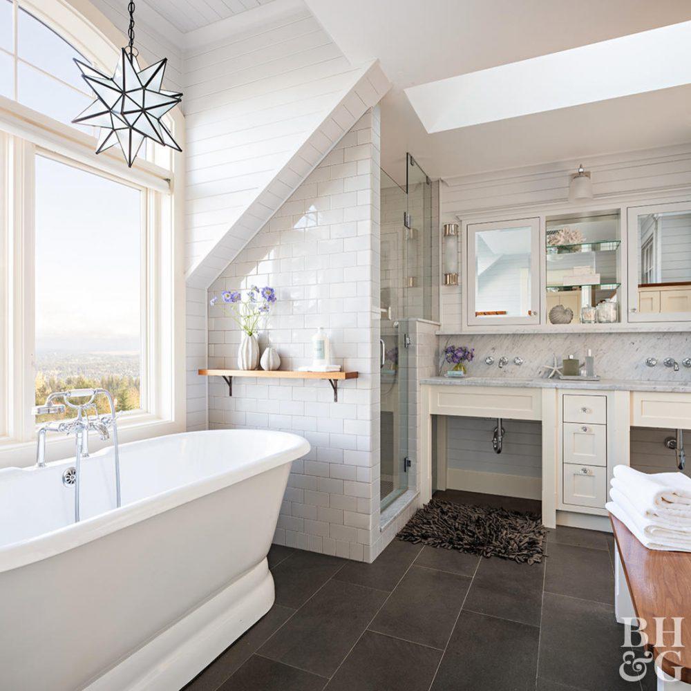45 Master Bathroom Ideas 2019 (That Will Awe You) 40