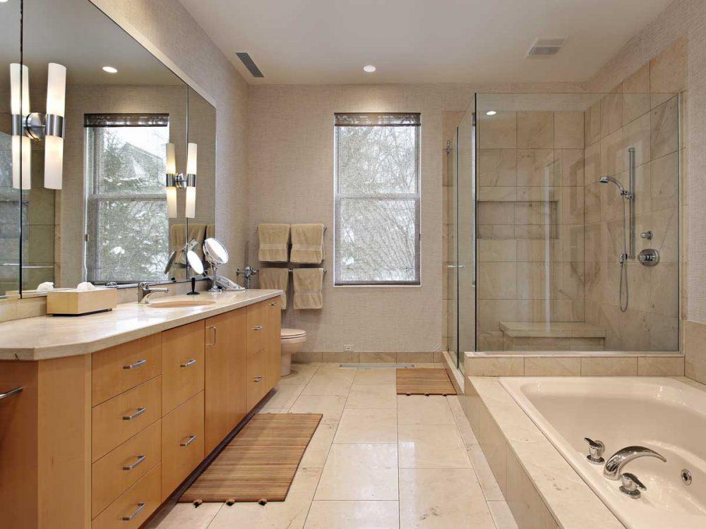 45 Master Bathroom Ideas 2019 (That Will Awe You) 43