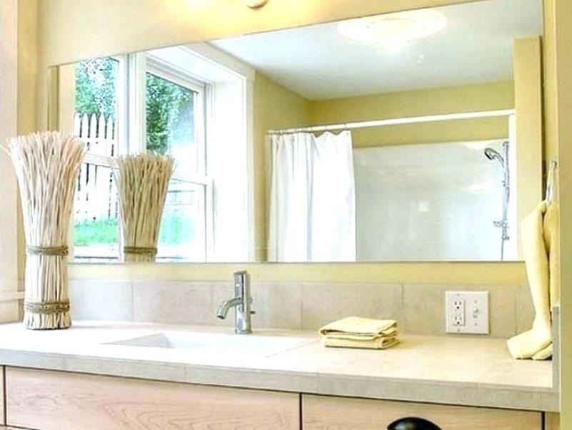15 Bathroom Mirror Ideas 2020 (Level up Your Bathroom Value) 11