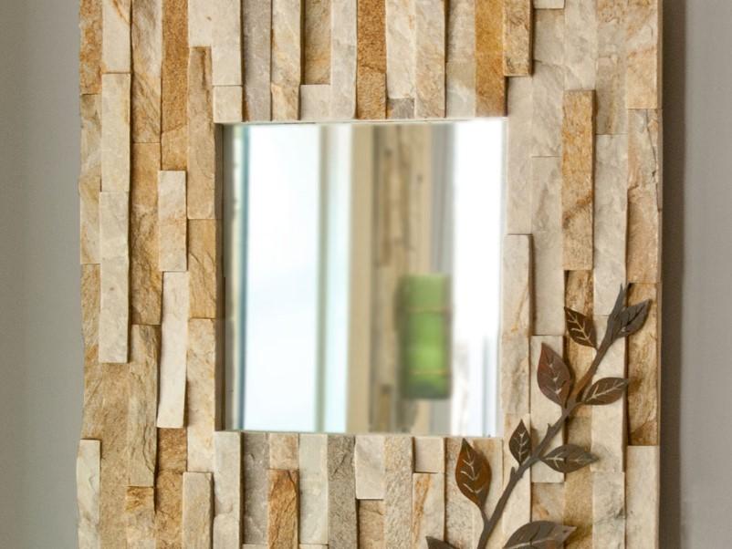 15 Bathroom Mirror Ideas 2020 (Level up Your Bathroom Value) 12