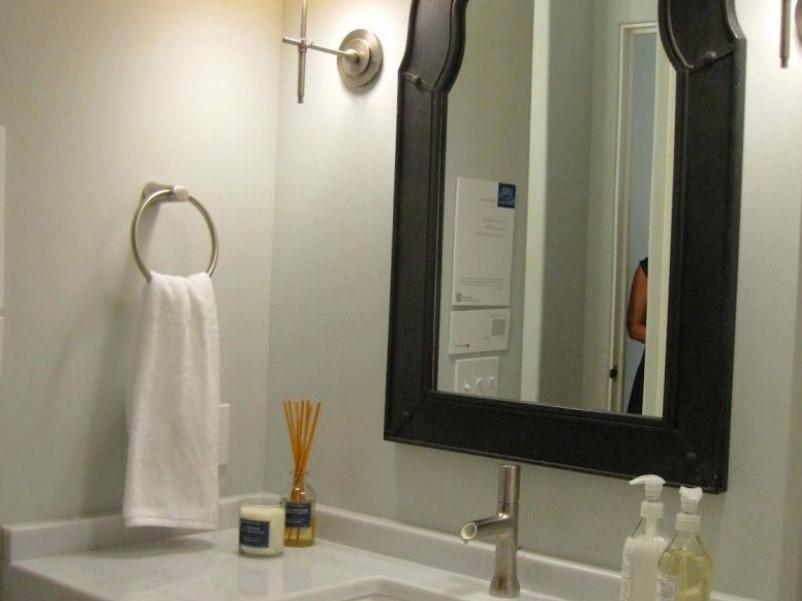 15 Bathroom Mirror Ideas 2020 (Level up Your Bathroom Value) 13