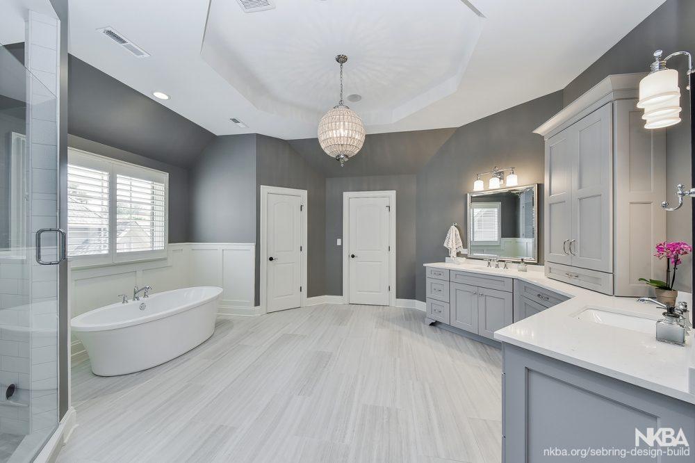 45 Master Bathroom Ideas 2019 (That Will Awe You) 17