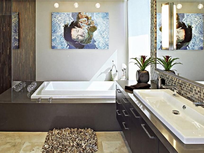 45 Master Bathroom Ideas 2019 (That Will Awe You) 7