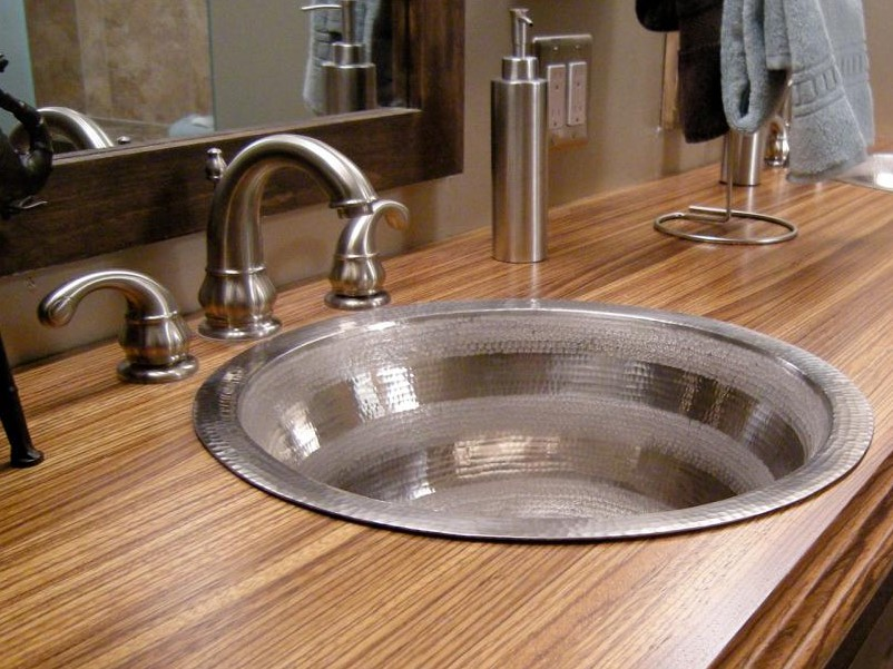 15 Bathroom Countertop Ideas 2020 (and Their Plus Points) 12