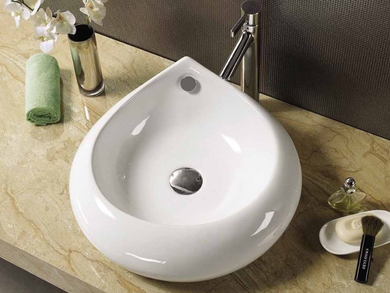 15 Bathroom Countertop Ideas 2020 (and Their Plus Points) 4
