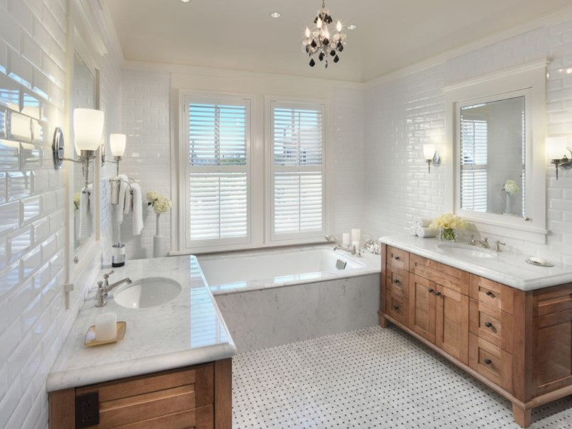15 Bathroom Tile Ideas 2020 (Take a Look at These) 12