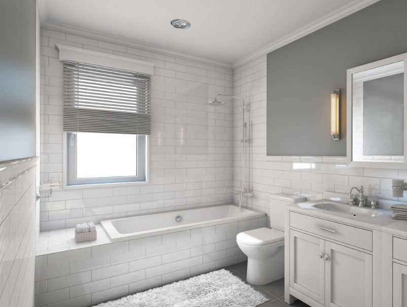 15 Bathroom Tile Ideas 2020 (Take a Look at These) 13