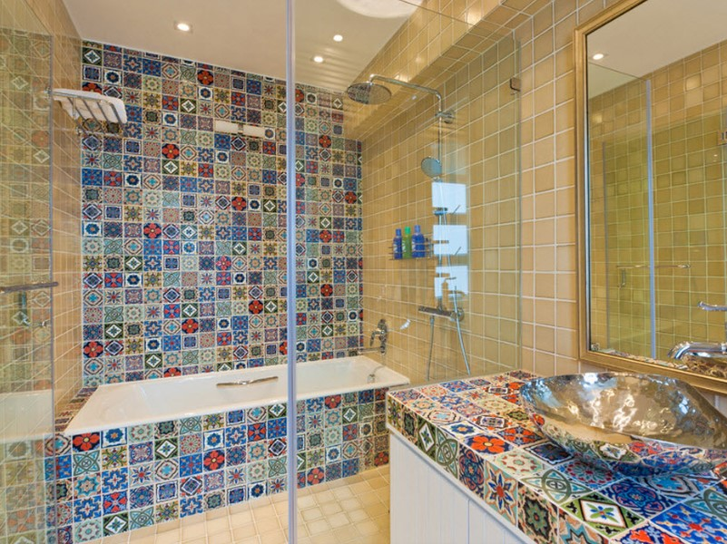 15 Bathroom Tile Ideas 2020 (Take a Look at These) 8