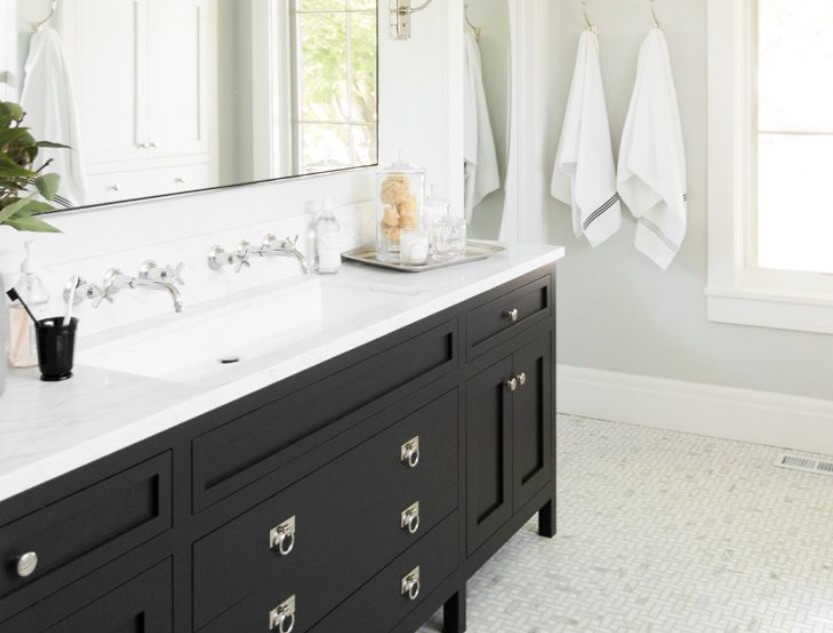 65 Bathroom Cabinet Ideas 2019 (That Overflow With Style) 7