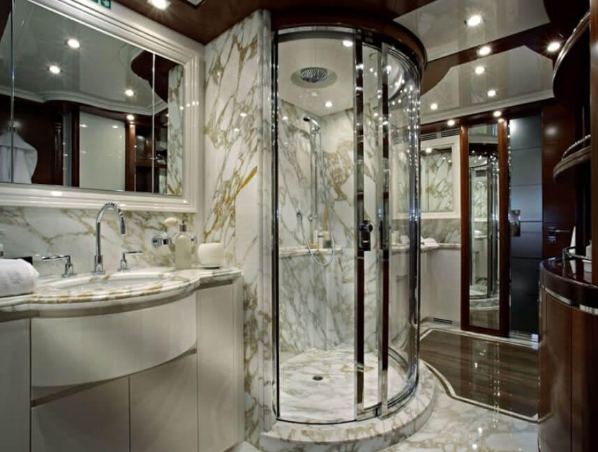 45 Master Bathroom Ideas 2019 (That Will Awe You) 14
