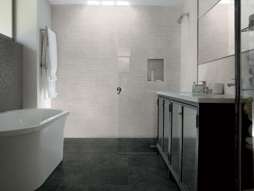 65 Basement Bathroom Ideas 2019 (That You Will Love) 9