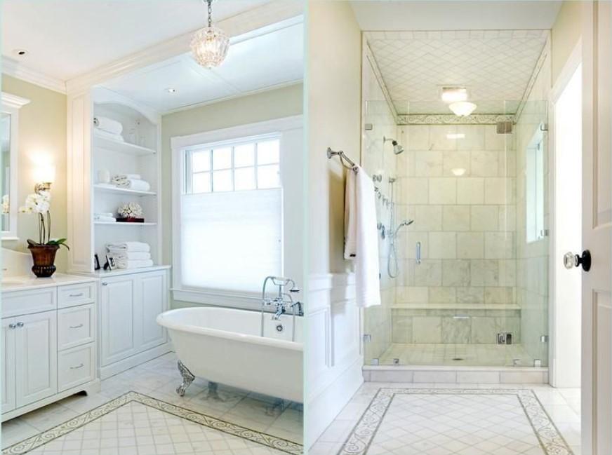 45 Master Bathroom Ideas 2019 (That Will Awe You) 5