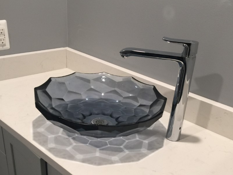 15 Bathroom Countertop Ideas 2020 (and Their Plus Points) 11