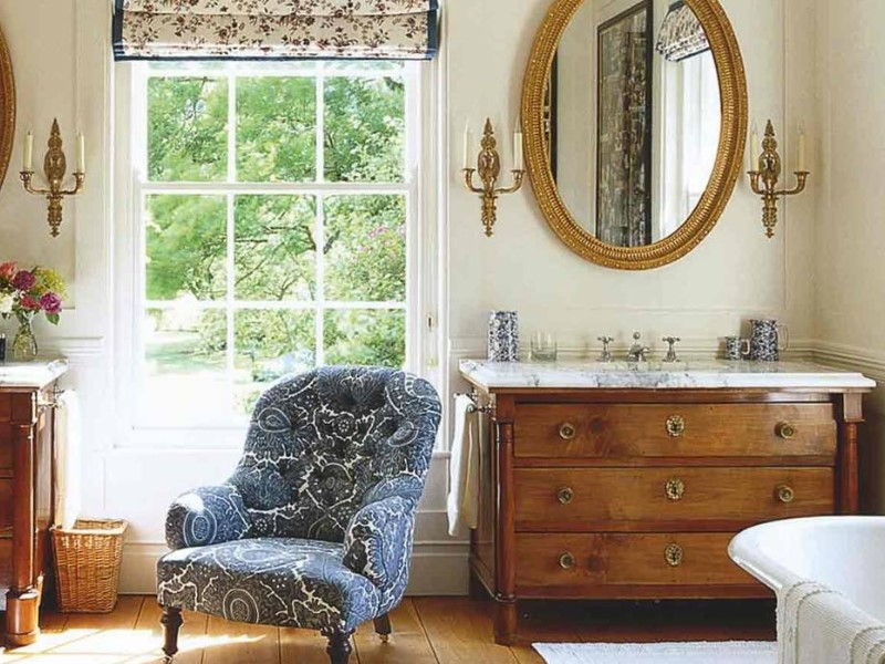 15 Country Bathroom Ideas 2020 (Scene-Stealing Design Inspirations) 10