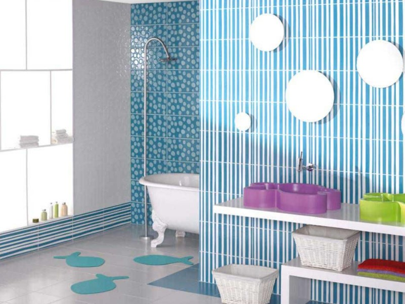 15 Kids Bathroom Ideas 2020 (Make Yours More Interesting) 5