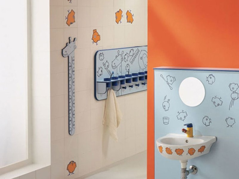 15 Kids Bathroom Ideas 2020 (Make Yours More Interesting) 7