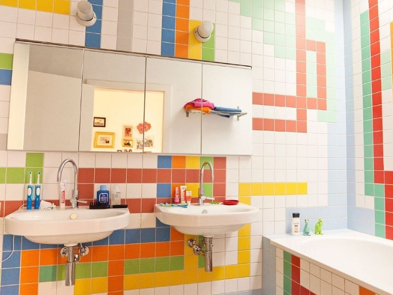 15 Kids Bathroom Ideas 2020 (Make Yours More Interesting) 9