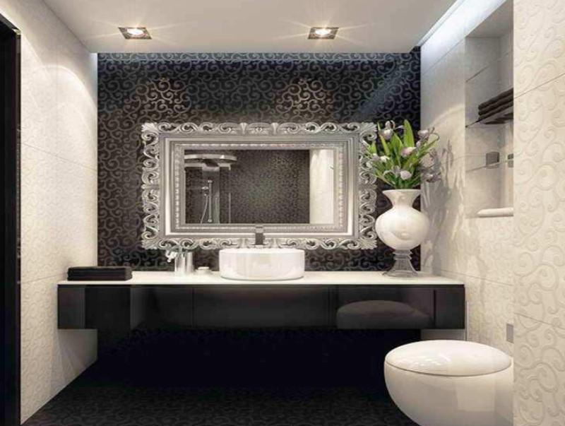 15 Bathroom Mirror Ideas 2020 (Level up Your Bathroom Value) 5
