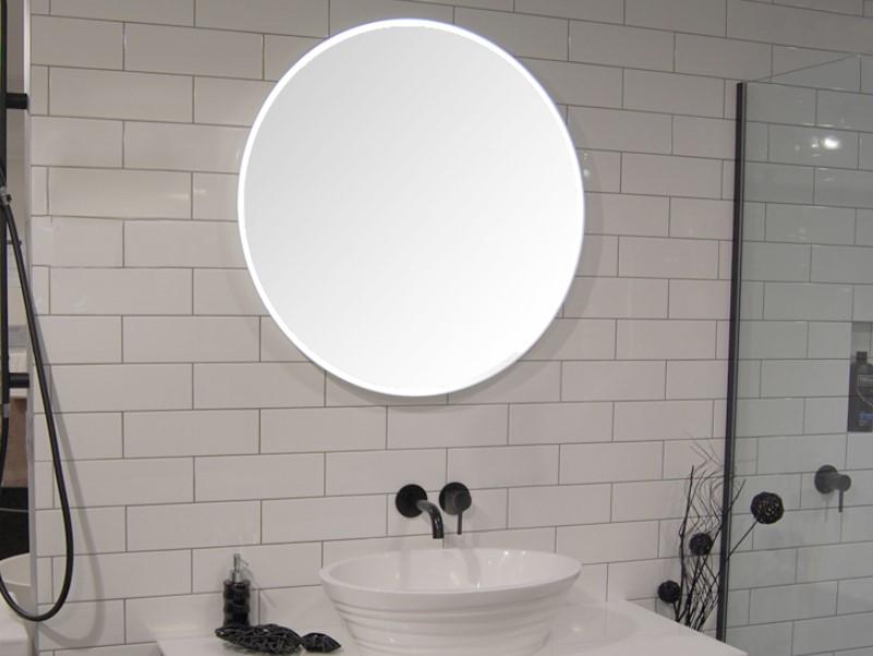 15 Bathroom Mirror Ideas 2020 (Level up Your Bathroom Value) 6