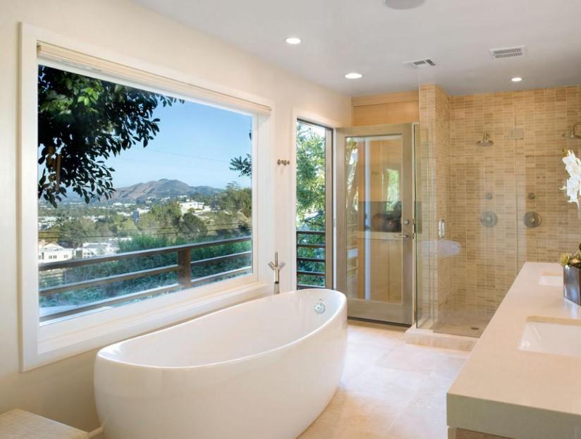 15 Modern Bathroom Ideas 2020 (to Inspire You) 5