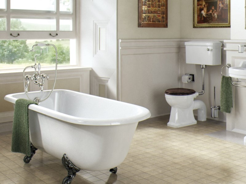 15 Traditional Bathroom Ideas 2020 In Assorted Styles