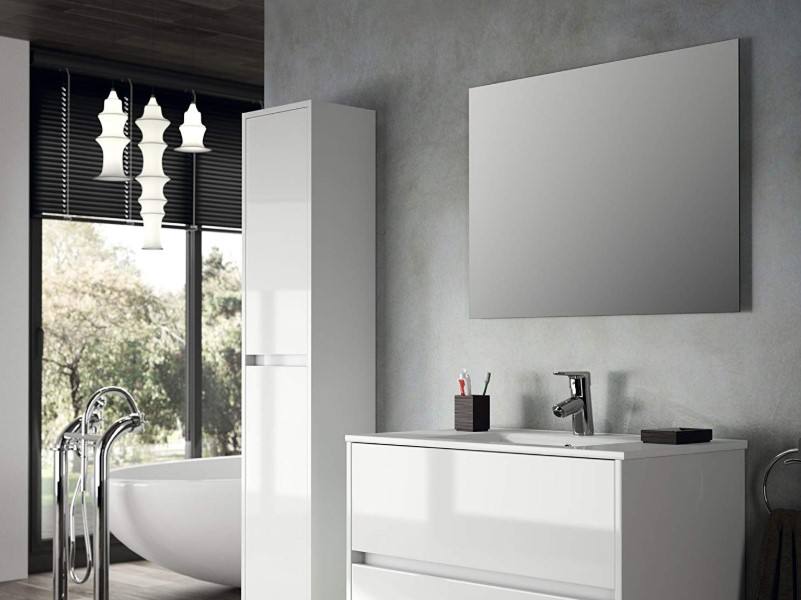 15 White Bathroom Ideas 2020 (Simple yet Elegant) 11