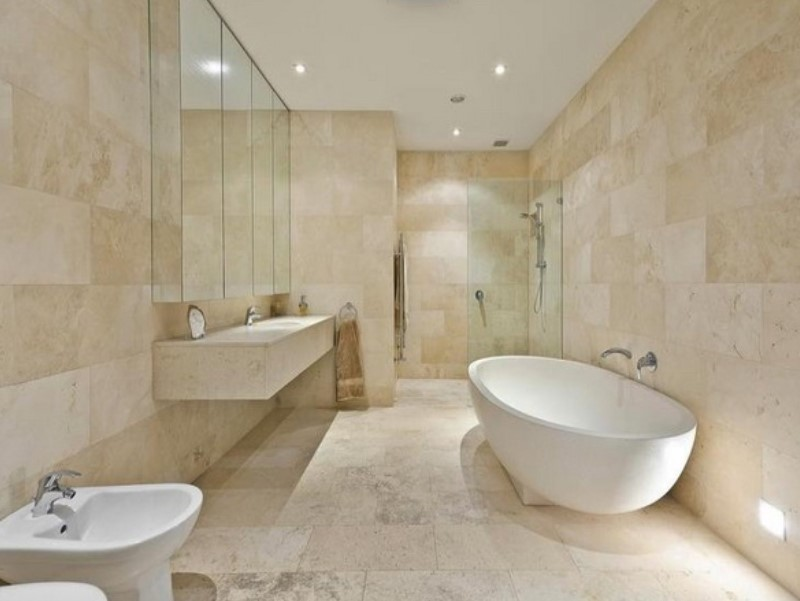 15 White Bathroom Ideas 2020 (Simple yet Elegant) 13